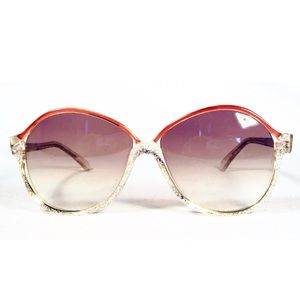 Ultra Glam Vintage 1970's Sunglasses,France!